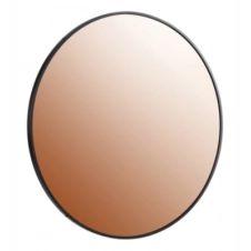 Miroir D.60 cm COPPER Noir