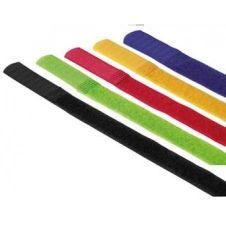 Range câble Hama autoagrippant 215mm colorés