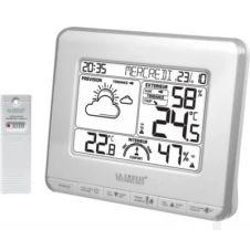 Station météo La Crosse WS6818 Blanc/Argent