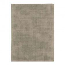 Tapis aspect velours vert clair 190×290