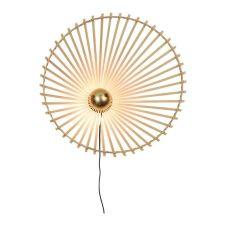 Applique asymétrique en bambou D60