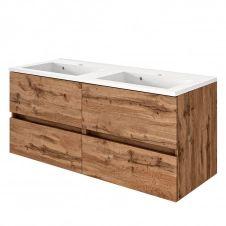 Meuble avec  double vasque Tira