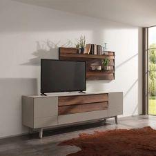 Ensemble meubles TV Misano III (2 élém.)