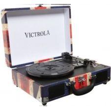 Platine vinyle Victrola VSC-550BT drapeau UK