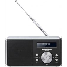 Radio numérique Grundig Music 50 DAB+ – Noir/Argent