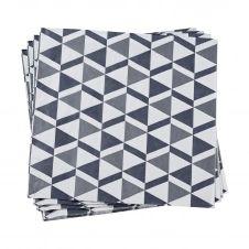 Serviette en papier charbon 40 x 40
