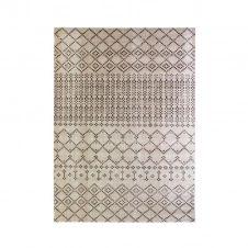Tapis pour intérieur-extérieur motif berbère sable 120×170