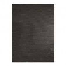 Tapis scintillant pour intérieur-extérieur noir 160×230