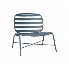 Chaise lounge extérieur en métal – Hubsch