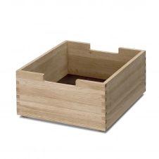 Boîte de rangement Cutter chêne
