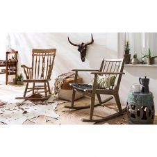 Taureau en bois décoratif