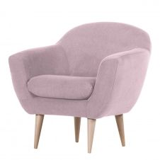 Fauteuil Channay Tissu