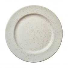 Assiette à dessert Bitz Ø22 cm mat Blanc crème mat