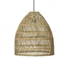 Lampe à suspension Maja Ø36,5 cm Nature