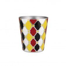 Seau à glace Circus Noir-blanc-rouge-jaune