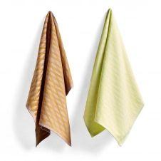 Torchon Tea Towel Marker diamond Lot de 2 No 1