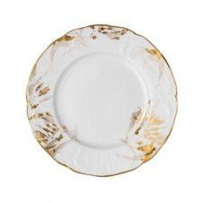 Assiette Rosenthal Heritage Midas 26 cm Blanc-doré
