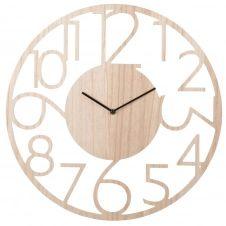 Horloge ajourée D50
