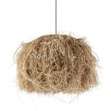 Suspension en fibre végétale