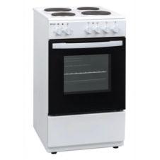 Cuisinière éléctrique AYA ACE56W 4 foyers Blanc
