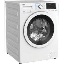Lave-linge hublot séchant BEKO HWD7527WW 7 kg blanc