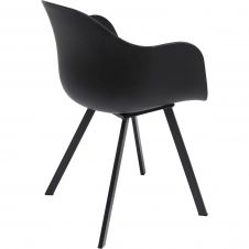 Chaise avec accoudoirs Brentwood Kare Design