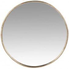 Miroir rond en métal D71