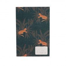 Journal imprimé guépard dans la jungle