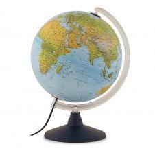 ELITE 30 – Globe terrestre, politique, lumineux, textes en français