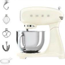 Robot pâtissier Smeg SMF03CREU Crème