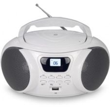 Radio CD Essentielb Rumba Blanc