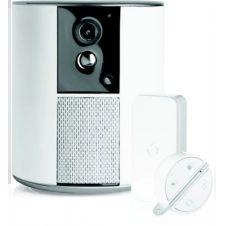 Caméra de sécurité Somfy Protect Somfy One + Intellitag+ Badge