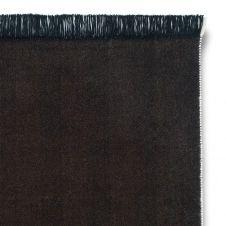 Plaid Herringbone 120×180 cm Dark coffee