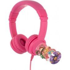 Casque Buddyphones Explore + Rose