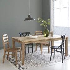 Table en bois de teck recyclé CARGO 200/290