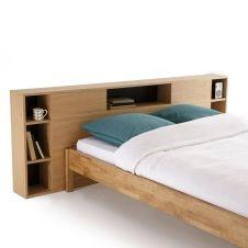 Tête de lit XL avec rangements, Biface