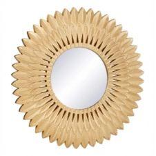 Miroir D.50 cm CONSTANCE Doré