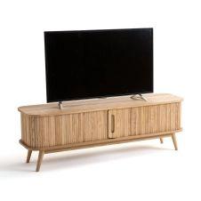 Meuble TV 2 portes coulissantes, Wapong