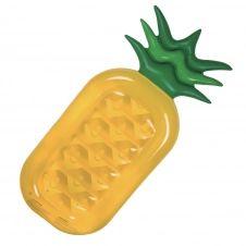 Bouée gonflable pour adulte en forme d'ananas