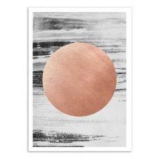 ROSE GOLD –  Affiche d'art 50 x 70 cm