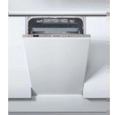 Lave vaisselle tout intégrable 45 cm Indesit DSIO3T224CE