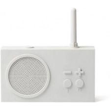 Radio analogique Lexon Tykho 3 BT/FM Blanc