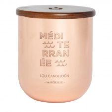 Bougie naturelle parfumée Méditerranée 1kg