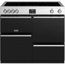Piano de cuisson Stoves PRECISION DELUXE 100 EI INOX