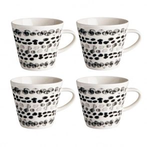 Lot de 4 mugs klappersten 30cl