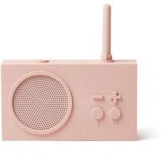 Radio analogique Lexon Tykho 3 BT/FM Rose