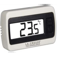 Thermomètre d'intérieur La Crosse WS7002WHI-GRE
