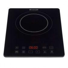 Table de cuisson posable BRANDT Tl1SLIM2 1 foyer Noir