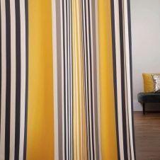 Rideau jaune 176×250