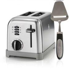 Grille-pain Cuisinart P1120E avec trancheur à fromage